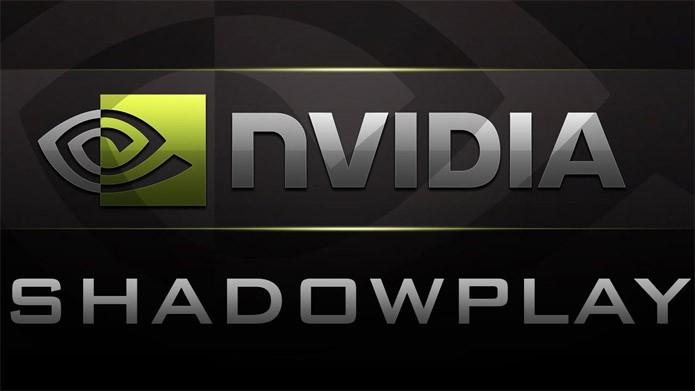 nvidia shadowplay logo