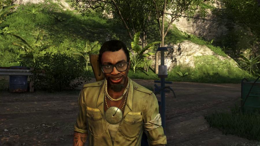 Far Cry 3 Dennis
