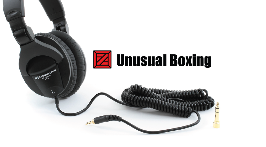 Unusual Boxing Sennheiser HD280 Pro