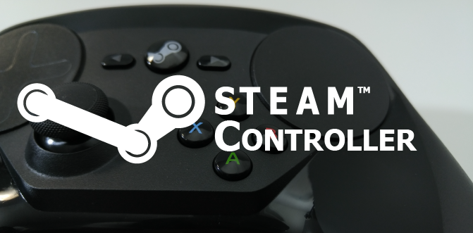 N3r0TheH3r0 The Steam Controller Review