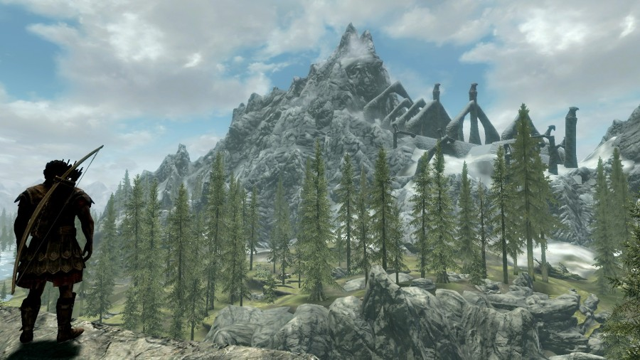 Skyrim remaster High Settings GTX 750SC 1gb