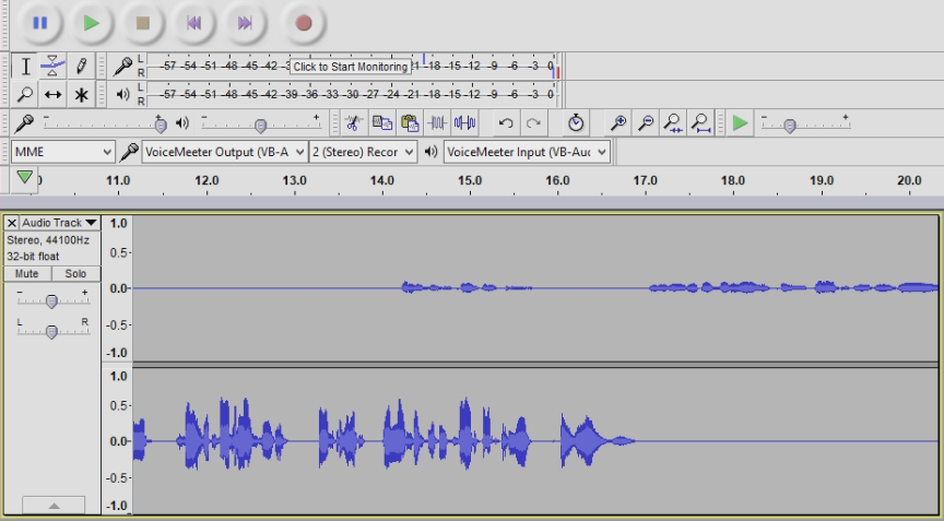 Check audio waveform to make sure audio is recording correctly.png