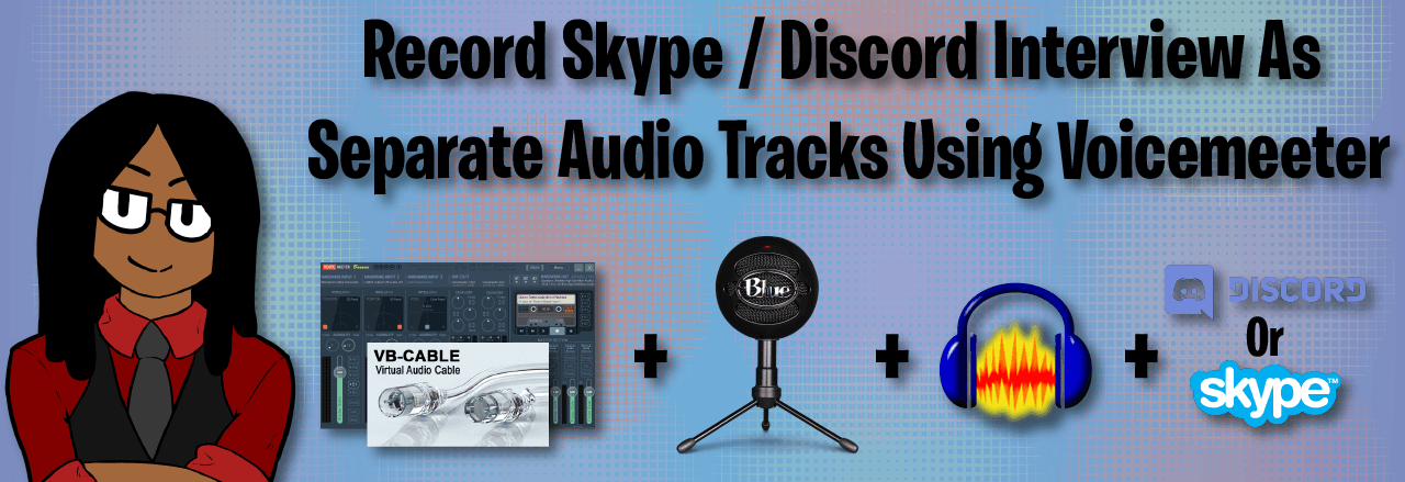 Record An Interview With Separate Audio Channels Using