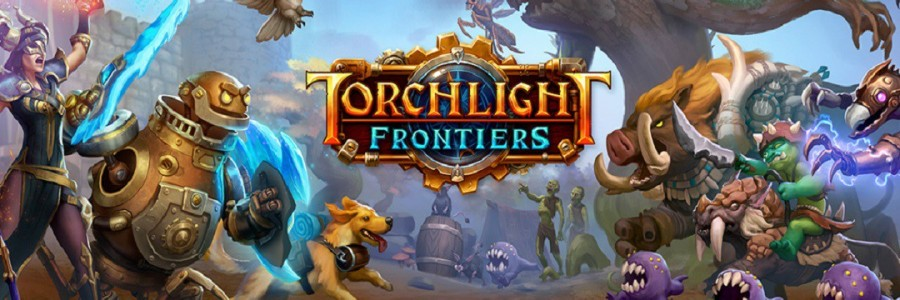 torchlight frontiers alpha preview
